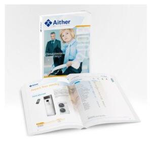 realizzazione catalogo Aither