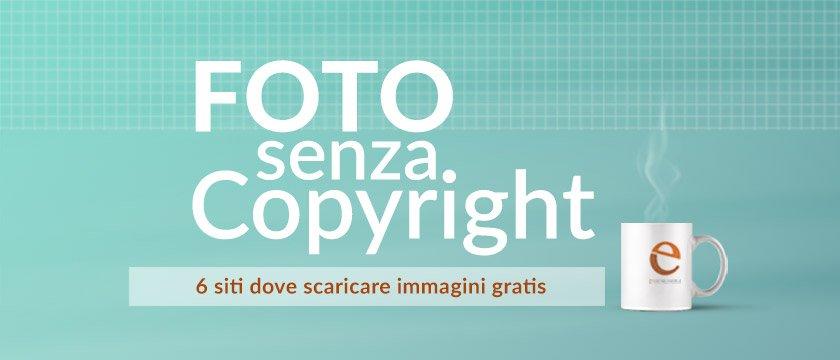 foto senza copyright