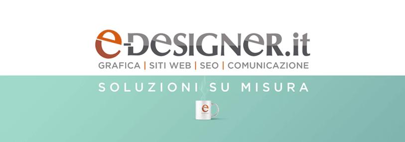 grafica siti web a roma e-designer