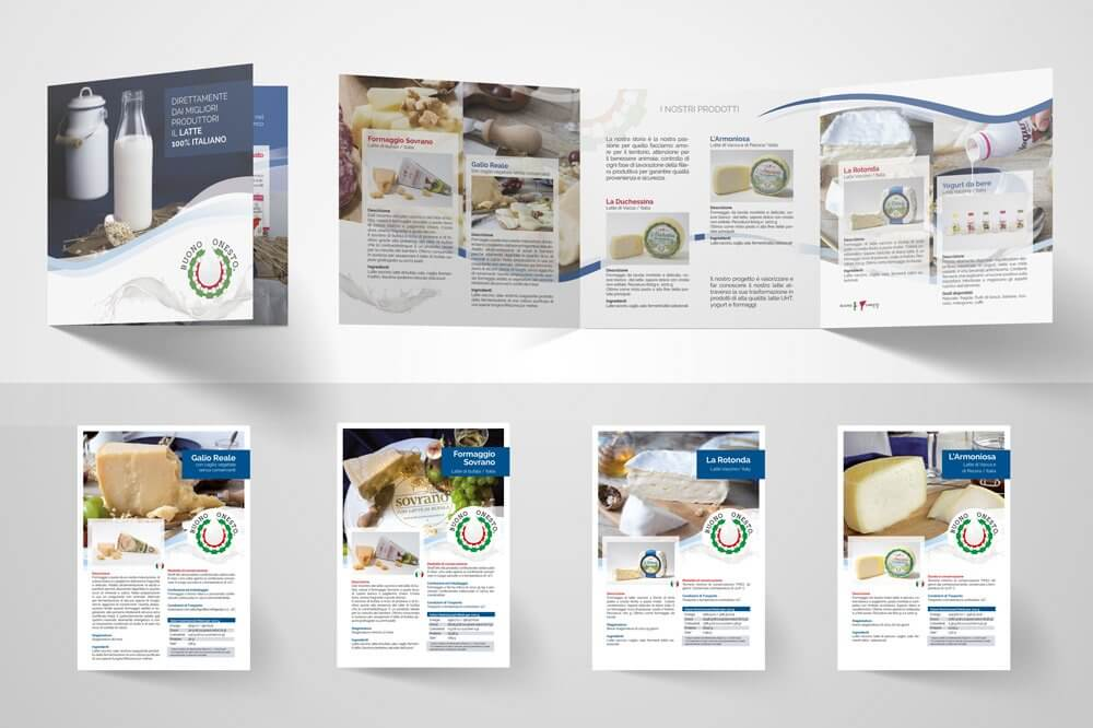 esempio catalogo prodotti a scheda