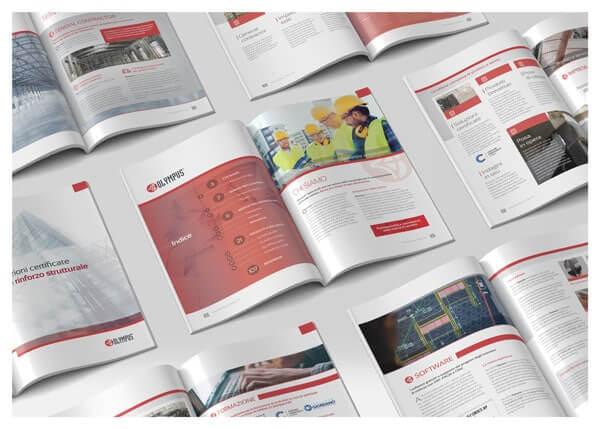 brochure aziendale esempi