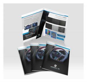 esempi di brochure