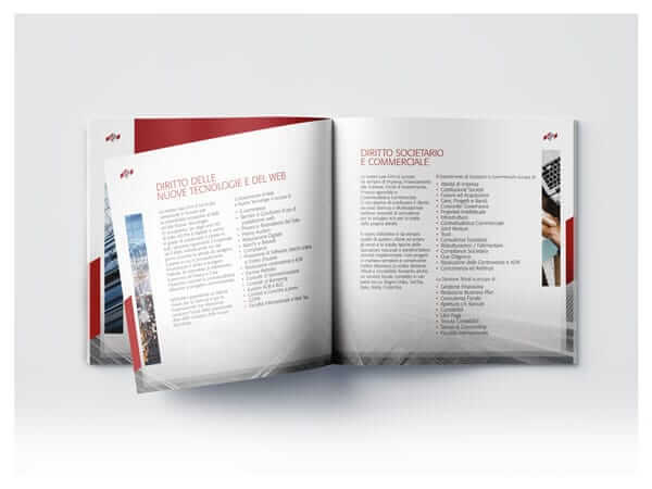 esempi di brochure aziendali